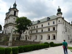 St.-Michael-und-Stanislaus-Kirche auf dem Skałkahügel in Krakau