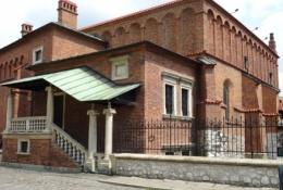 Alte Synagoge in Kazimierz