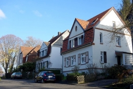 Siedlung in Leverkusen-Bergisch Neukirchen