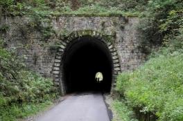 Bahntrassen-Weg in Hückeswagen-Steffenshagen