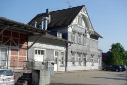 ex-Bahnhof in Marienheide