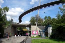 Erzbahnschwinge am Westpark in Bochum-Hamme