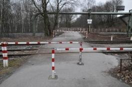Ruhrgebiet-Restlandschaft in Marl-Drewer