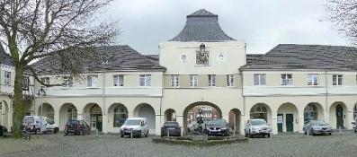 Zechensiedlung Fürst Leopold in Dorsten-Hervest