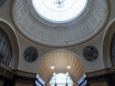 Fornem arkitektur fra forrige århundrede/Exquisite architecture from the 19th century