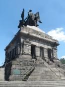 Den første tyske kejser Wilhelm bagfra/The first German Emperor Wilhelm from behind