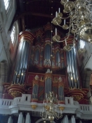 Ét af Europas største orgler er bygget i Danmark/One of Europeʹs largest organs is built in Denmark