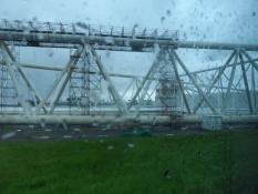 En kæmpemæssig stålkonstruktion på større end Eiffeltårnet/A massive steel construction