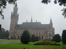 Fredspaladset i Haag, Den Internationale Domstols sæde/Home of the International Court of Justice