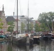 Leiden - mere hollandsk bliver en by ikke/Leiden - no town is more Dutch