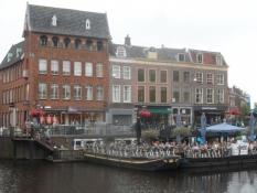 Og vandet er sandelig Den Gamle Rhin - Oude Rijn/And the water is indeed The Old Rhine - Oude Rijn