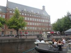 Rådhuset i Leiden/The town hall of Leiden