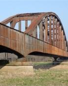 ex-Eisenbahn-Brücke in Höxter-Steinkrug
