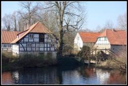 ex-Mühle in Lemgo-Brake