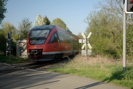 Kusel-Express in Rutsweiler am Glan