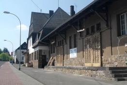 ex-Bahnhof in Fischbach