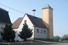 Feuerwehr-Haus in Nohfelden-Neunkirchen