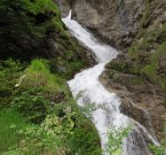 Wasserfall bei Fusch
