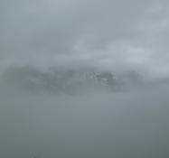 alles in Wolken