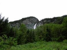 Jungfernsprung-Wasserfall