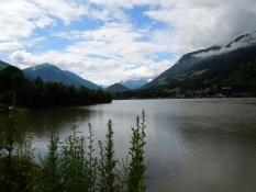 Möllradweg: Stausee Rottau