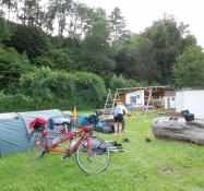 Spittal an der Drau: Camping Draufluss