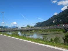 Drauradweg bei Töplitsch