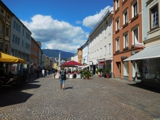 Villach: Hauptplatz