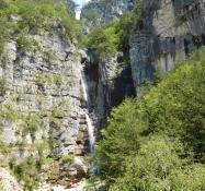 Pontebbana-Radweg: Dogna - Chiusaforte