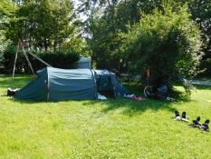 Gemona del Friuli: Camping Ai Pioppi