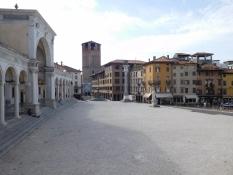 Udine: Piazza della Liberità
