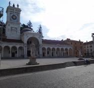 Udine: Loggia e Tempietto di San Giovanni