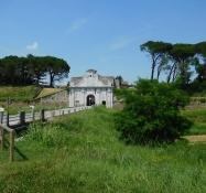 Palmanova: Porta Aquileia