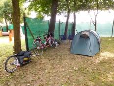 Jesolo Pineta: Camping Cigno Bianco