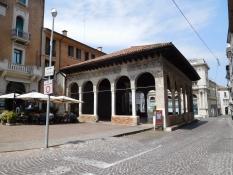 Treviso: Loggia Dei Cavallieri