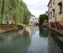 Treviso: Canale dei Buranell