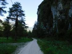 Radweg Soccher - Soverzene