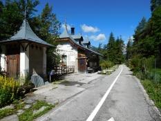 Chiapuzza: Bahnhof