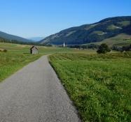 Pustertal Radweg vor Niederdorf
