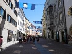 Bruneck: Via Centrale (Stadtgasse)