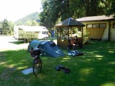Kiens: Hotel Camping Gisser