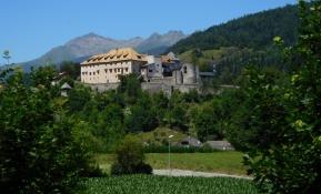St. Lorenzen: Schloss Sonnenburg