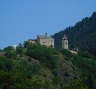 vor Sterzing: Schloss Sprechenstein