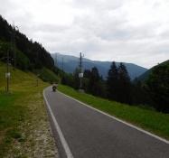 Eisack-Radweg: Alte Brennerbahn