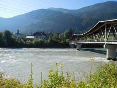 Innbrücke bei Rotholz