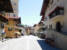Hopfgarten im Brixental: Marktplatz