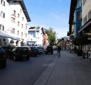 Kitzbühel: Vorderstadt