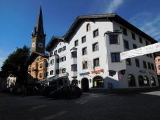 Kitzbühel: Vorderstadt, Katharinenkirche