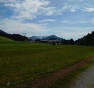 vor Fieberbrunn: Buchensteinwand, Leoganger Steinberge