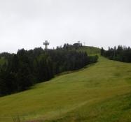 Buchensteinwand mit Jakobskreuz